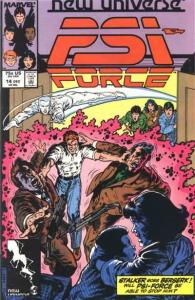 PSI-Force #14, NM- (Stock photo)