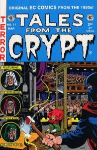 Tales from the Crypt (RCP) #11 VF; RCP   save on shipping - details inside