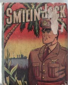 SMILIN' JACK AND THE CORAL PRINCESS-BIG LITTLE BOOK-'45 FR/G
