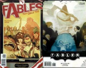 FABLES (2002 VERTIGO) 92-93  The Championship