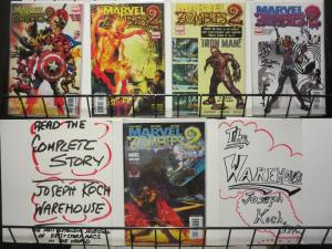 MARVEL ZOMBIES 2  1-5  the complete insatiable series!