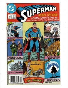 14 Superman Comics 423 506 507 508 509 510 511 512 513 514 515 516 0 Annual2 SB4