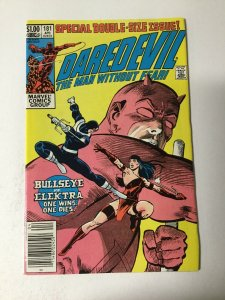 Daredevil 181 Nm- Near Mint- Death Of Elektra Marvel