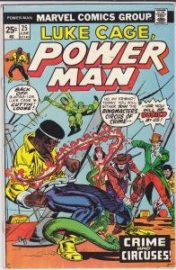 Power Man #25