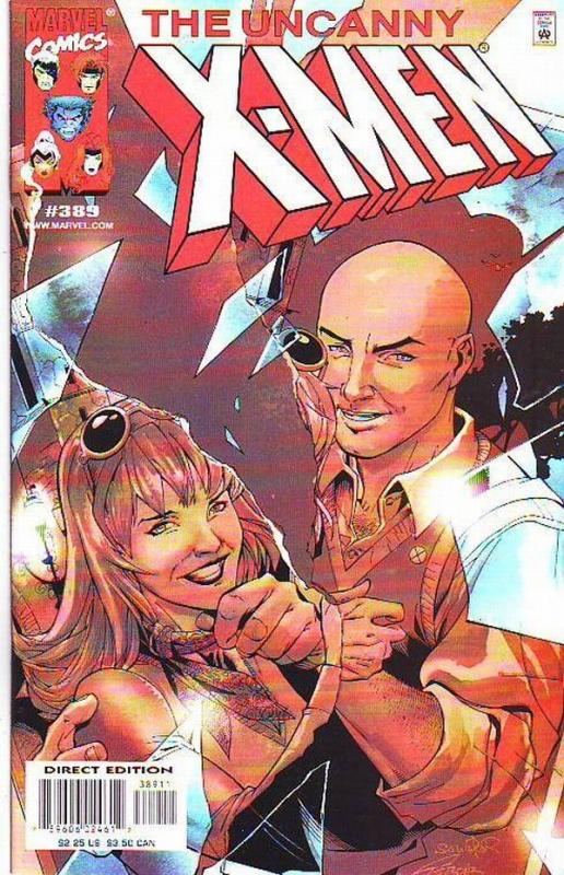 X-Men #389 (Apr-01) NM+ Super-High-Grade X-Men