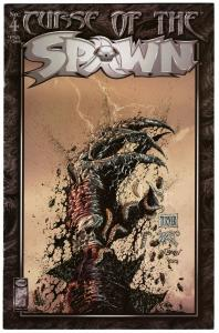 Curse Of The Spawn #4 (Image, 1996) NM