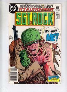 Sgt. Rock #380 (Sep-83) VF/NM High-Grade Sgt. Rock, Easy Co.
