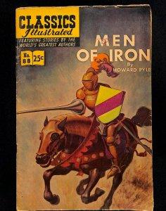 Classics Illustrated #88 (1951)