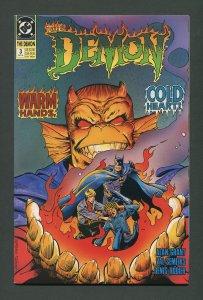 Demon #3 / 9.8 NM-MT  September 1990