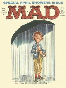 Mad #63 FAIR; E.C   low grade comic - save on shipping - details inside