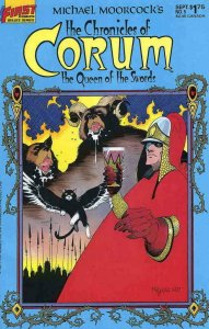 CHRONICLES OF CORUM #5, VF/NM,  Michael Moorcock, First, 1987, more in store