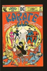 DC Comics Karate Kid Vol 1 No 1 April 1976