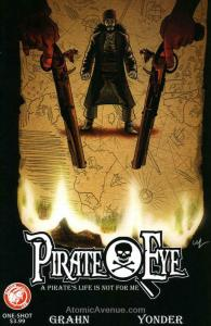 Pirate Eye #2 VF; Action Lab | save on shipping - details inside