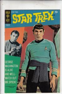 Star Trek #9 (Feb-71) VF/NM High-Grade Captain Kirk, Mr Spock, Bones, Scotty