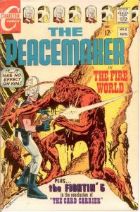 PEACEMAKER (1967 CH) 5 VG-F Nov. 1967 COMICS BOOK