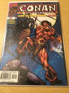 Conan: The Barbarian #3 vol 2