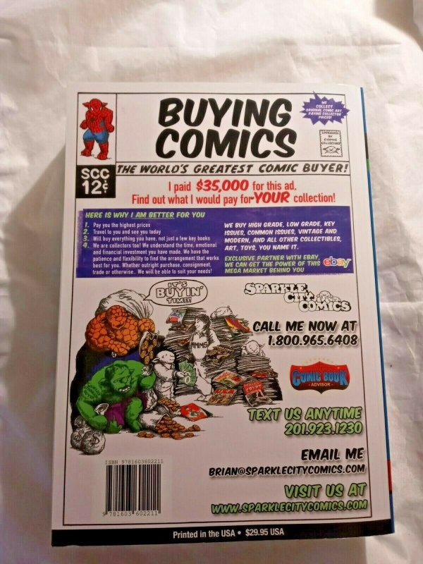 Overstreet Comic Book Price Guides, 48th edition. 2018-19 Over 1200 Pages FN VF