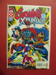 GAMBIT AND THE X-TERNALS  #1 (9.0 to 9.2 or better)  MARVEL COMICS