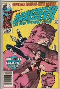 Daredevil #181 (Apr-82) VF+ High-Grade Daredevil