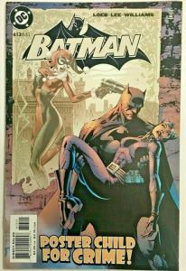 BATMAN#613 VF/NM 2003 HARLEY QUINN JIM LEE DC COMICS