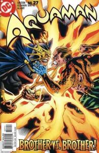 Aquaman (2003 series) #27, NM (Stock photo)