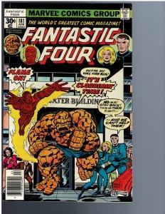 Fantastic Four #181 (1977)