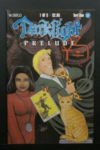 Darklight #1 Teri Sue Wood Sirius Comics 2000
