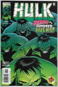 Hulk (vol. 1, 1999) #11 FN Ordway/Garney, She-Hulk, Nick Fury