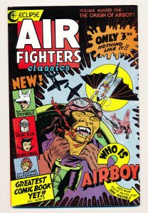 Air Fighters Classics (1987) #1 VF
