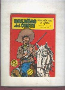 Hazañas del Oeste numero 162: Narizotas Jim (A.Garcia)