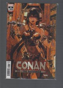 Conan #25 Variant