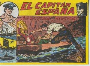 El Capitan España facsimil numero 09: La victoria del capitan