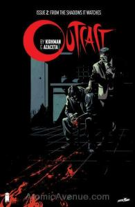 Outcast (Image) #2 VF/NM; Image | save on shipping - details inside