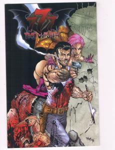 777 The Wrath #1 FN/VF Avatar Comics Agony Edition Comic Book 1998 DE29