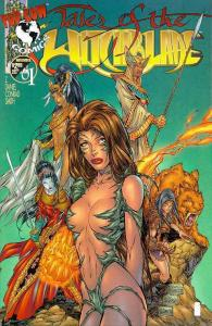 Tales of the Witchblade #1A VF/NM; Image | save on shipping - details inside