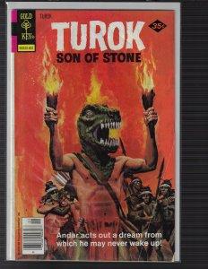 Turok, Son of Stone #113 (Gold Key, 1978)