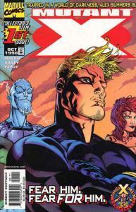 MUTANT X (1998) 1A,2-32,Annual '99-2001  COMPLETE! COMICS BOOK