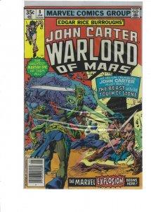 John Carter, Warlord of Mars #8