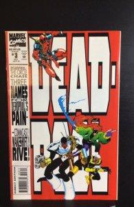 Deadpool #3 (1993)
