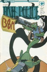Fish Police, The (Vol. 2) #7 VF/NM; COMICO | save on shipping - details inside