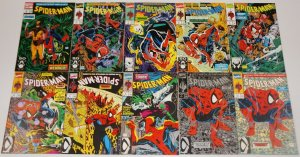 Spider-Man #1-98 VF/NM complete series + (-1) Flashback + Annual + (2) variants