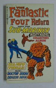 Fantastic Four Return Collector's Album #1 - 8.5 - Sub-Mariner - 1967