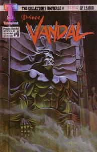 Prince Vandal #4 VF/NM; Triumphant   save on shipping - details inside