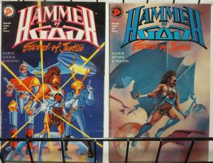 HAMMER OF GOD:SWORD OF JUSTICE (1991 FS) 1-2 NEXUS