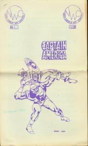 NEW WORLD OF COMICS FANZINE#14-SALES ADS-INFO-RARE-1964 FN