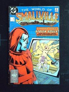The World of Smallville #3 (1988)