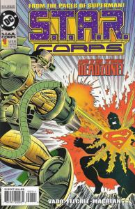S.T.A.R. Corps #1 VF/NM; DC | save on shipping - details inside