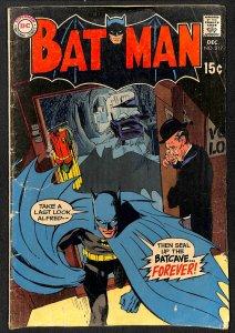 Batman #217 (1969)