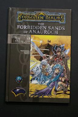 Forgotten Realms Forbidden Sands of Anauroch Part 1