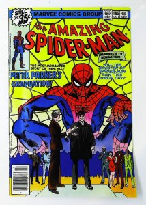 Amazing Spider-Man (1963 series) #185, NM- (Actual scan)
